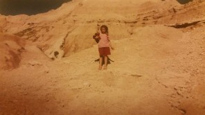 Badlands as a child